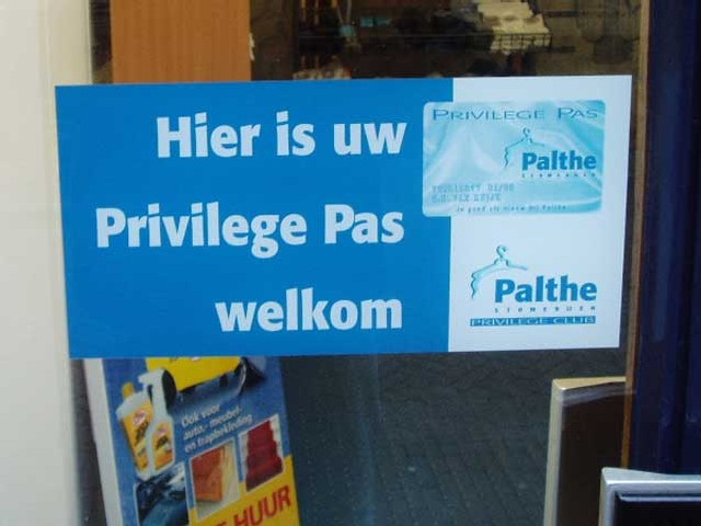 privilegepas