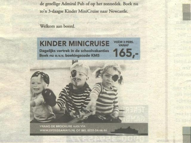 kinderminicruise