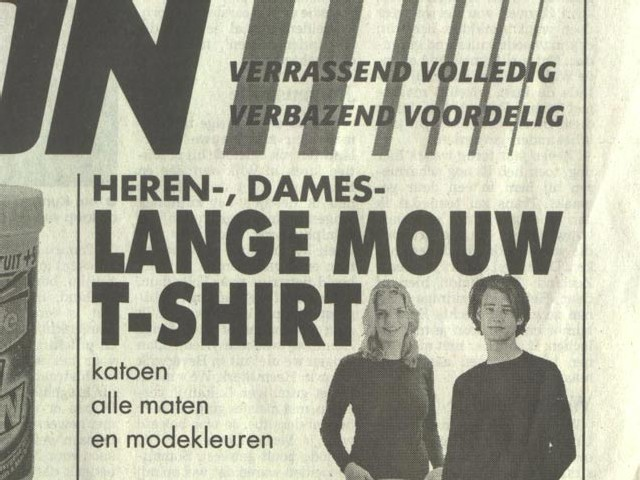 herenlangemouw-t-shirt