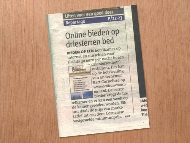 driesterrenbed