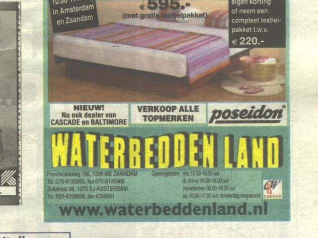 Waterbeddenland
