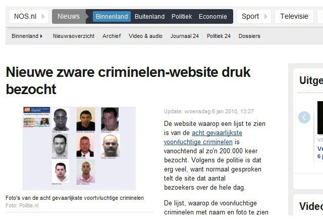 zwarecriminelenwebsite