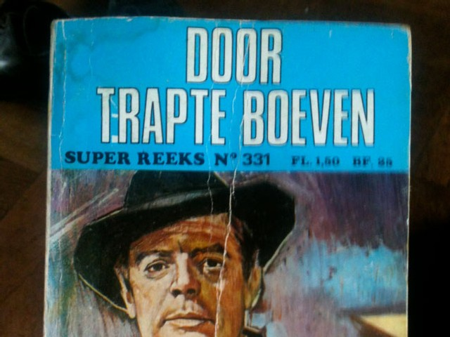 doortrapte
